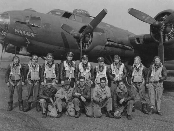 B-17 #42-30648 / Woolaroc