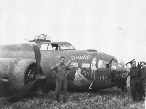 B-17 #42-3082 / Double Trouble