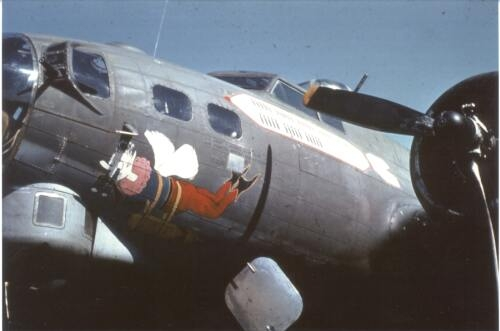 B-17 #42-31220 / Fletcher's Castoria II