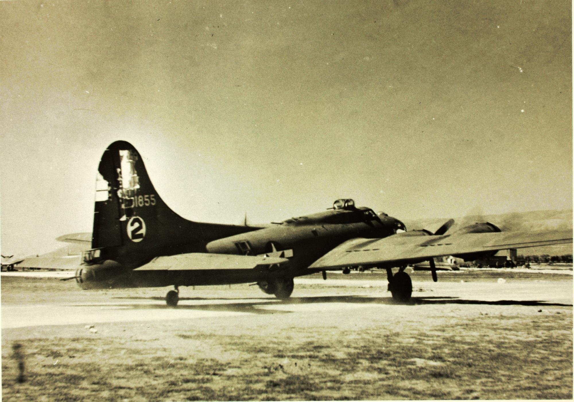 B-17 #42-31855
