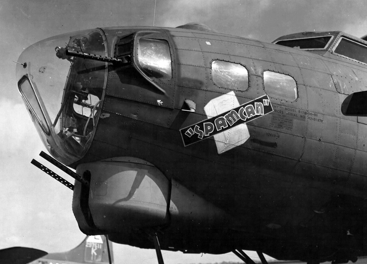B-17 #42-31878 / Spamcan