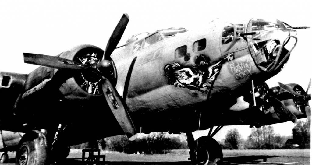 B-17 #42-3397 / Fighting Cock