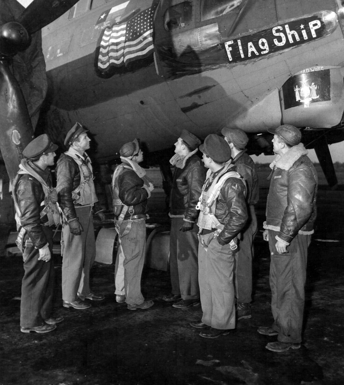 B-17 #42-37988 / Flagship