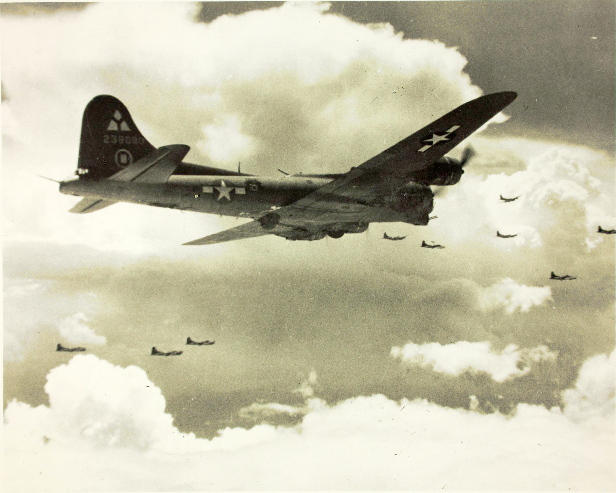B-17 #42-38090 / Miss Windy City