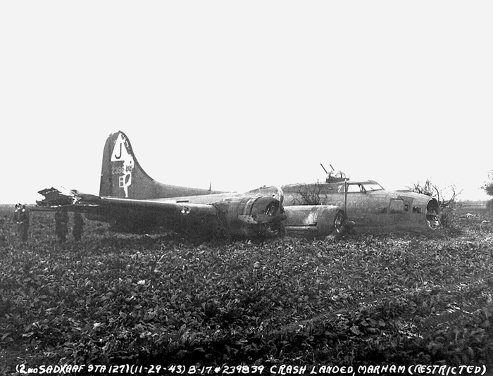 B-17 #42-39839