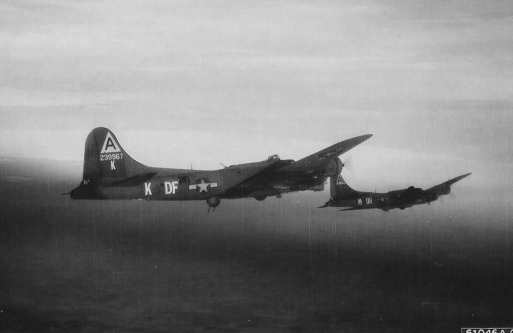 B-17 #42-39967 / Mary Kay