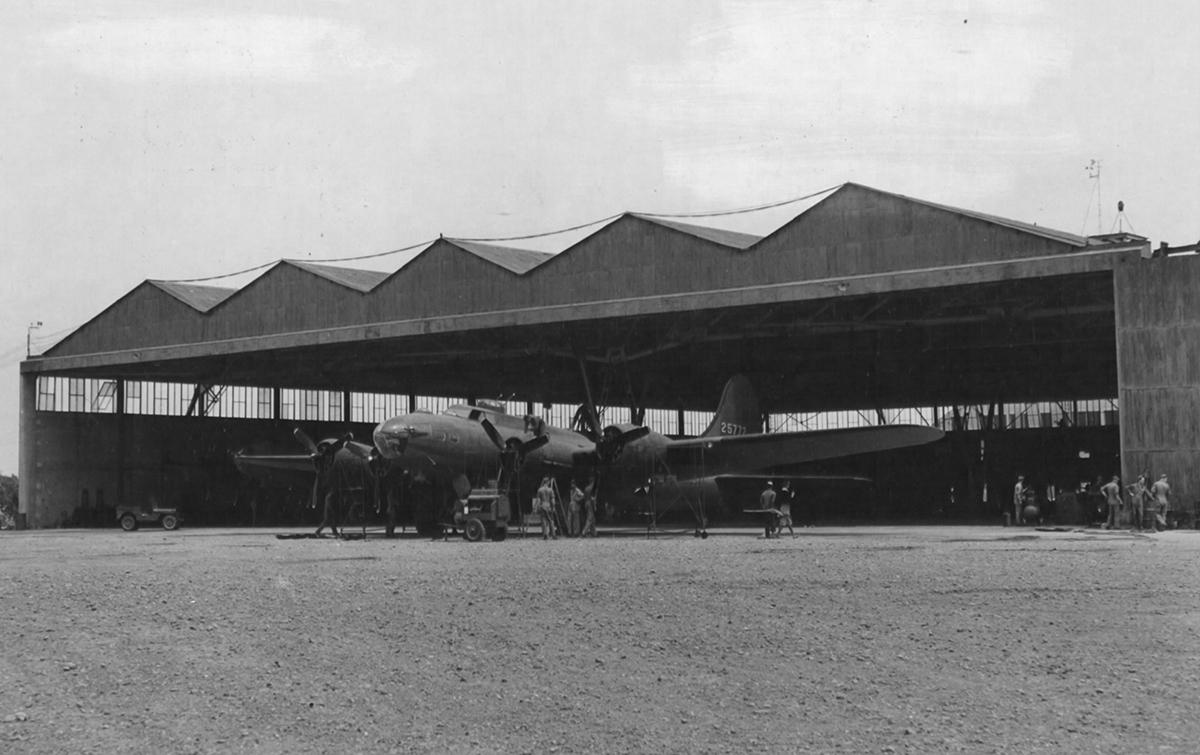 B-17 #42-5772
