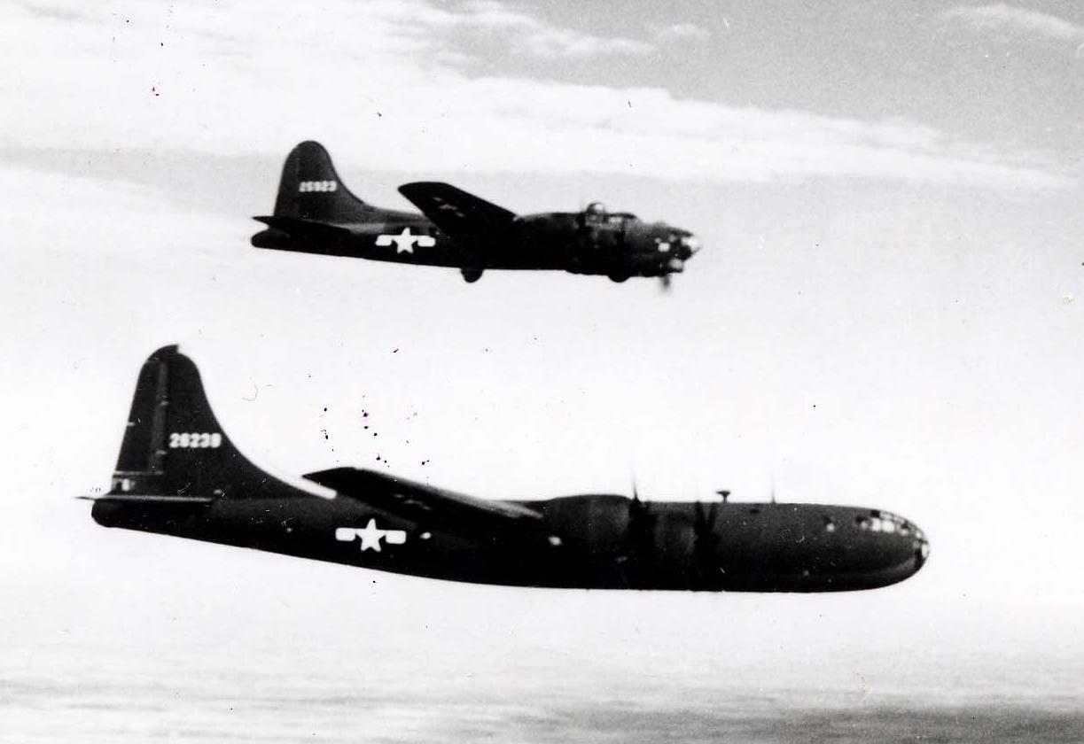 B-17 #42-5923
