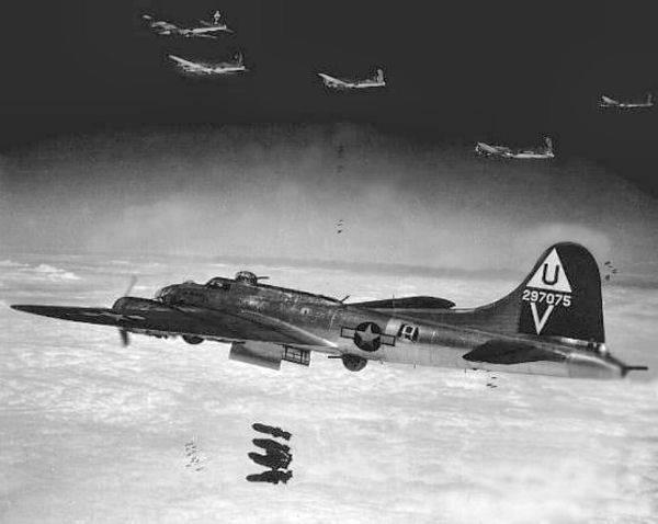 B-17 #42-97075 / Flak Dodger