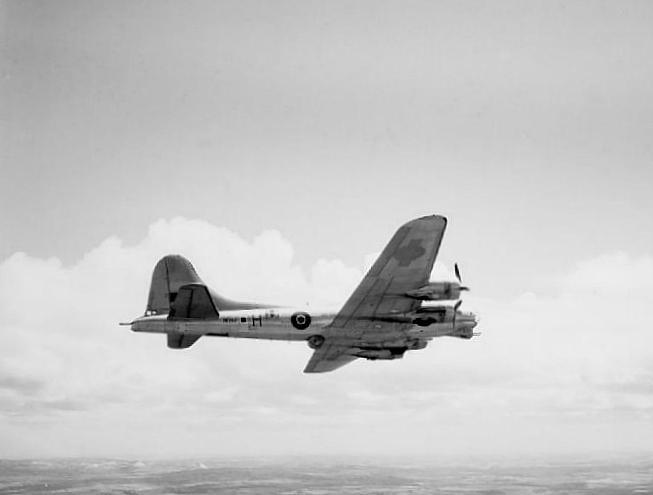 B-17 #42-97099