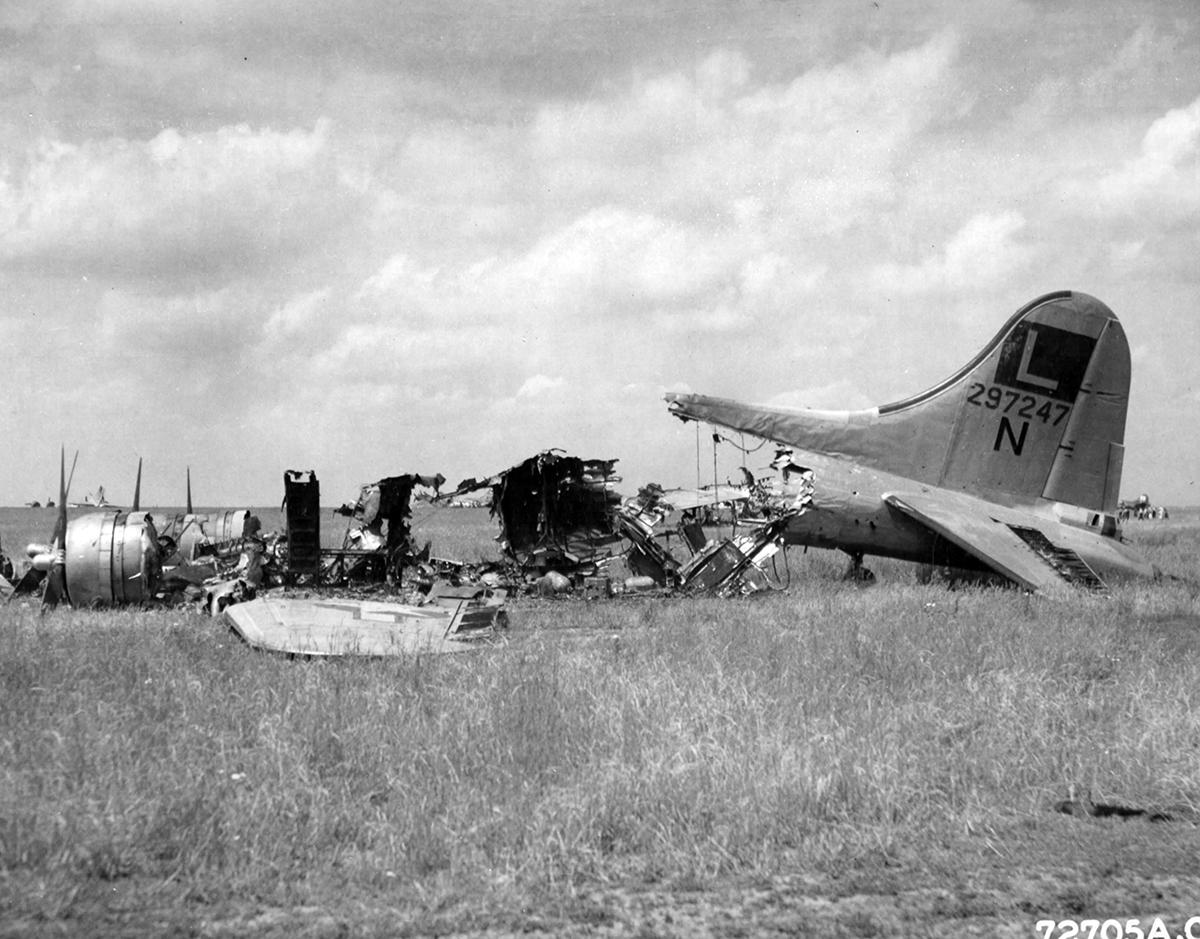 B-17 #42-97247