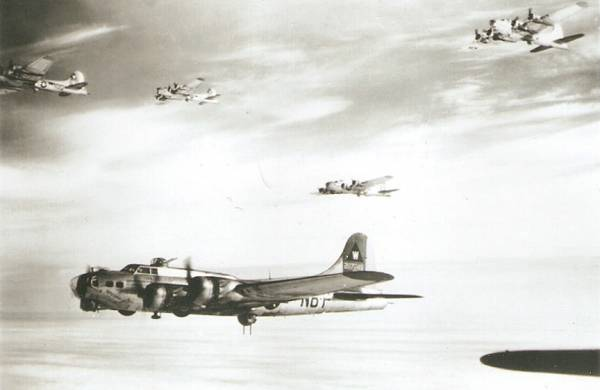 B-17 #42-97249 / How was it? Well?