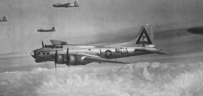 Boeing B-17 #42-97271 / Boss Lady