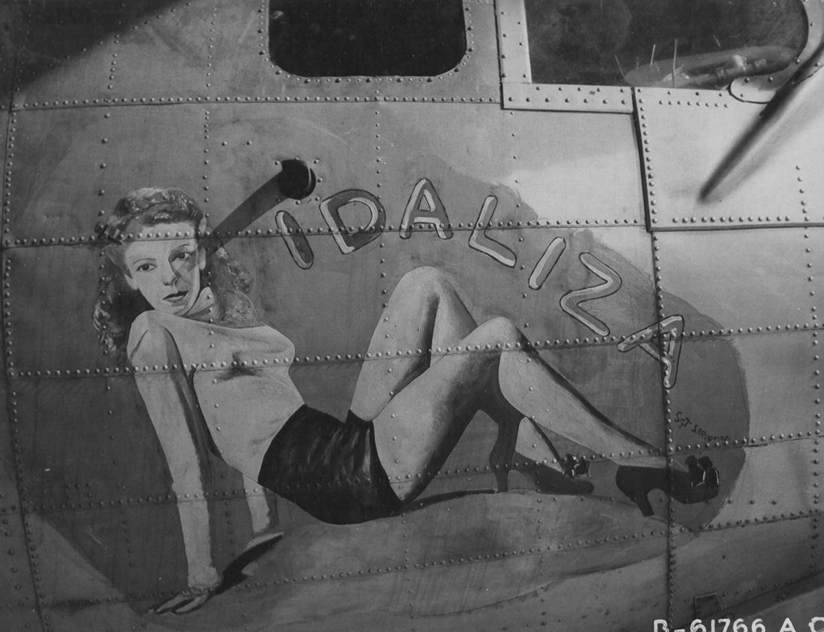 B-17 #42-97546 / Idaliza