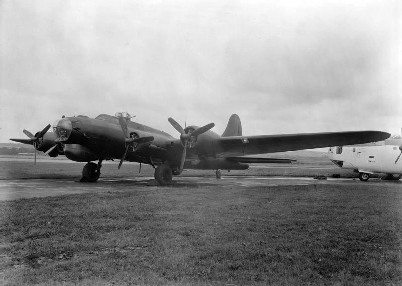 B-17 #42-98026