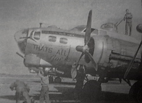 B-17 #43-37673 / That's All Jack