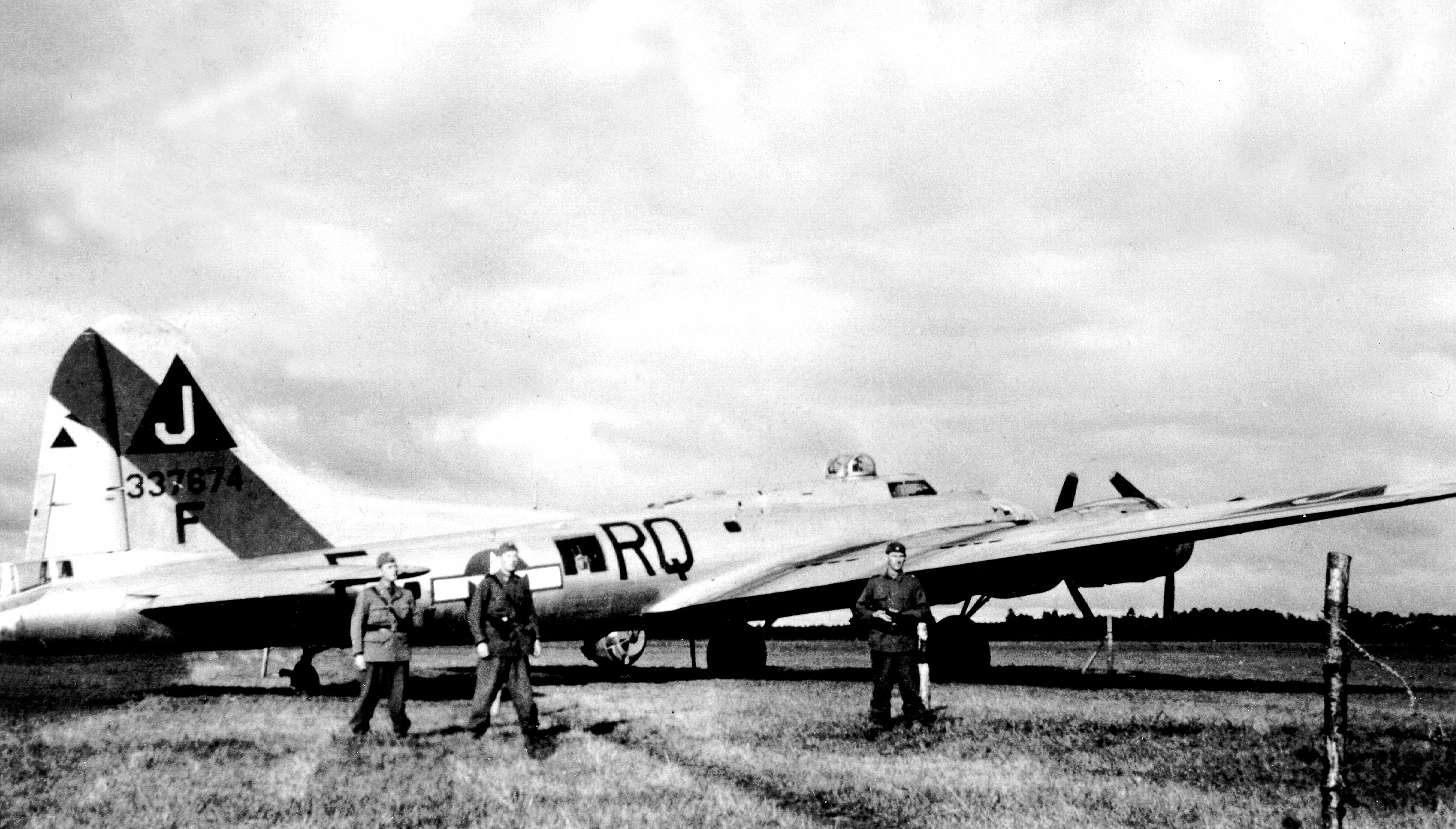 B-17 #43-37674