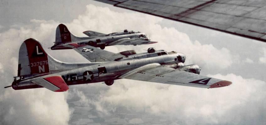 Boeing B-17 #43-37675 / Trudie's Terror aka Patches aka Flak Magnet aka Patche's N' Prayers