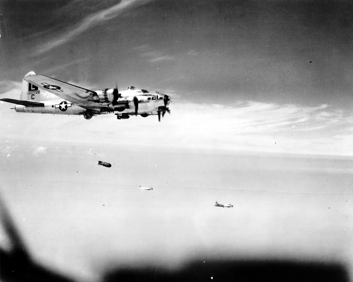 B-17 #43-37726