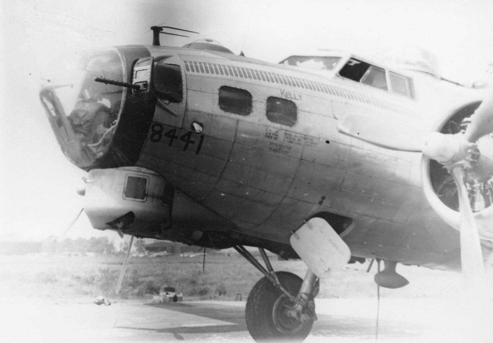 B-17 #43-38441