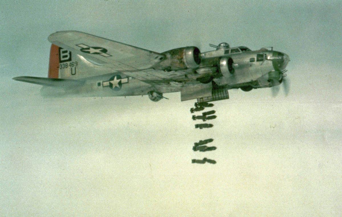 B-17 #43-38469