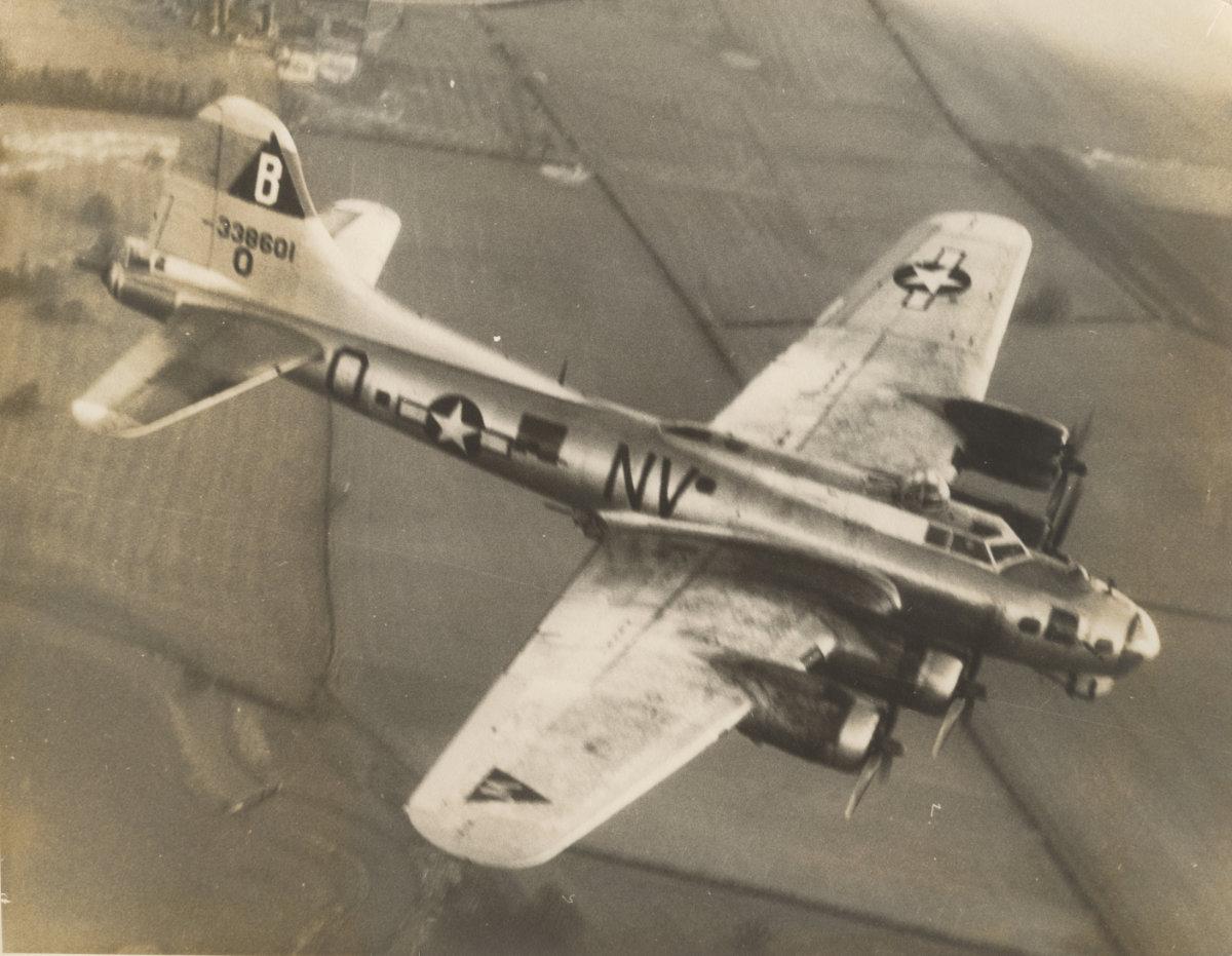 B-17 #43-38601