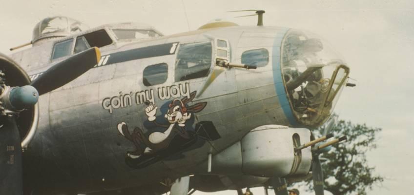 Boeing B-17 #43-38865 / Goin' My Way