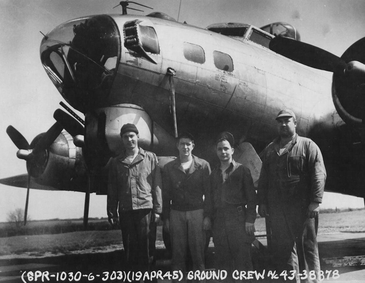 B-17 43-38878
