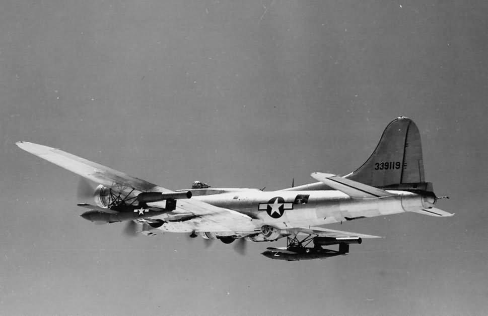 B-17 #43-39119
