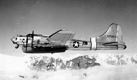 B-17 #43-39457