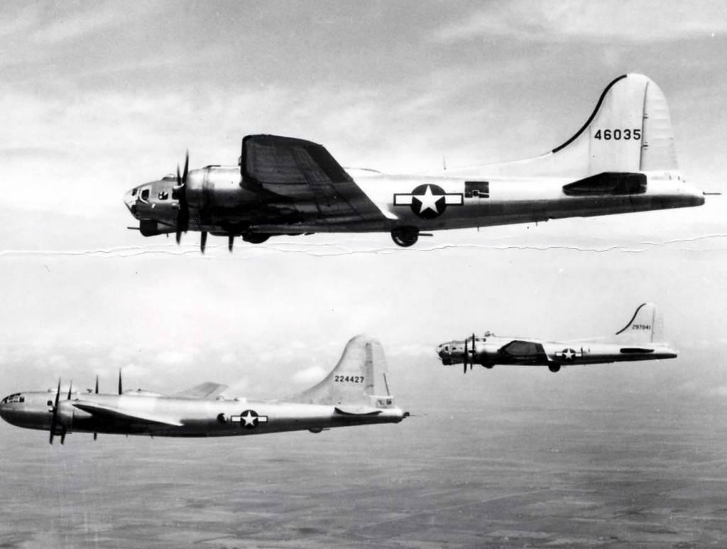 B-17 #44-6035