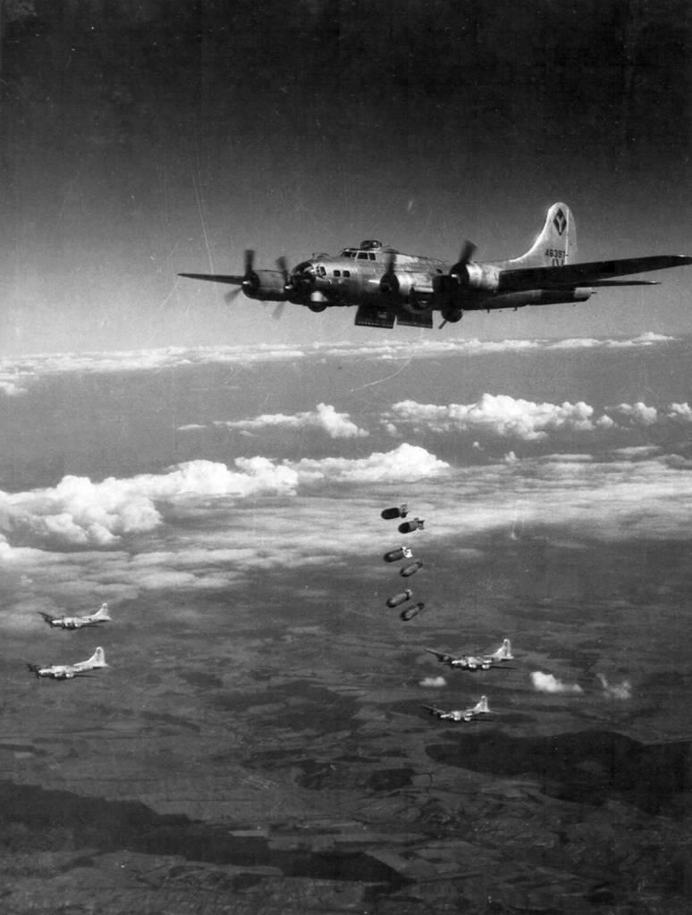 B-17 #44-6397