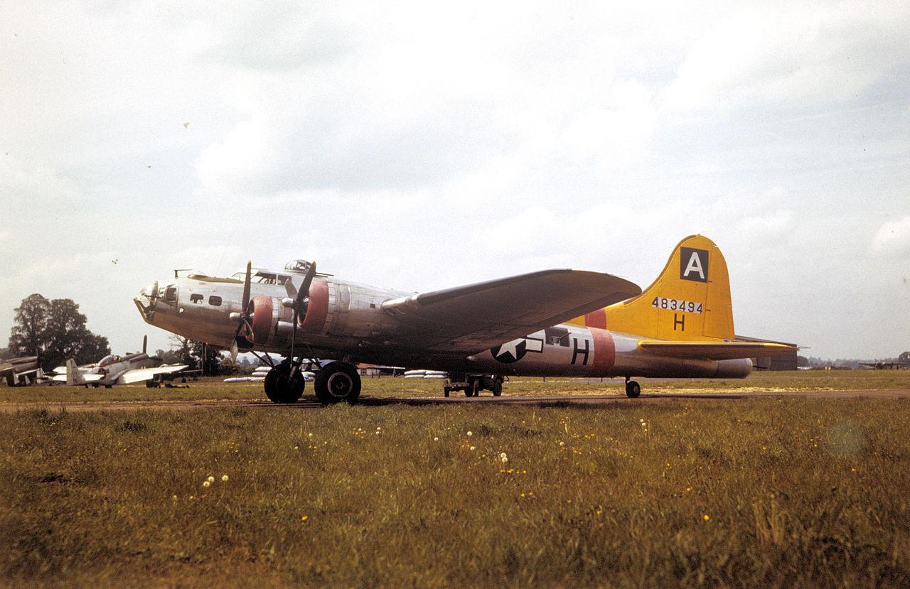 B-17 #44-83494