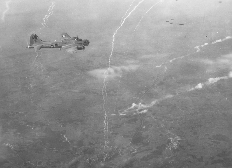 B-17 #44-8782