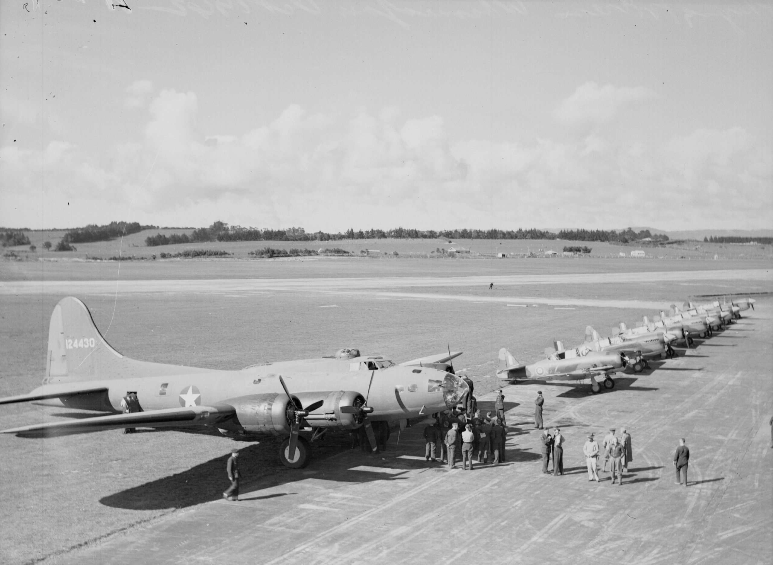 B-17 #41-24430