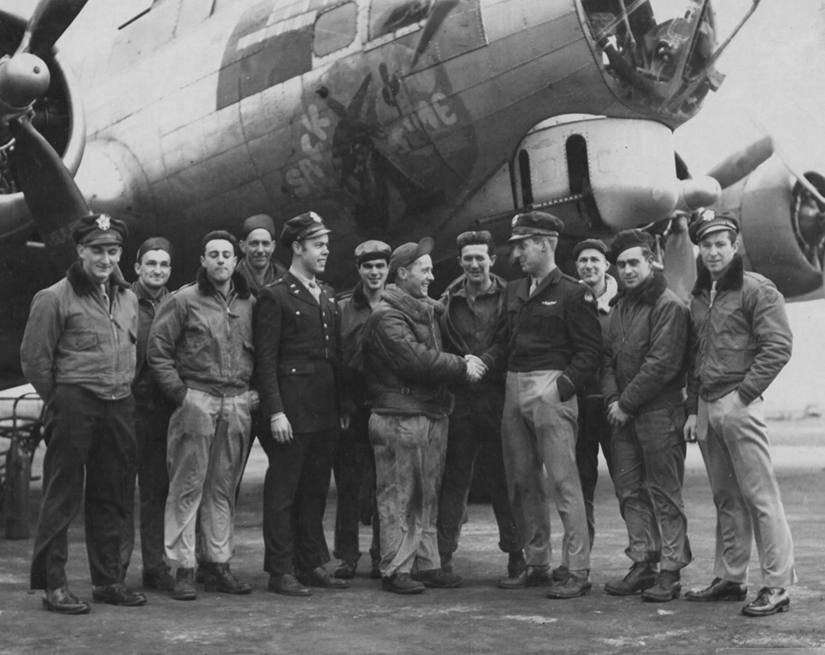 B-17 #42-102544 / Sack Time