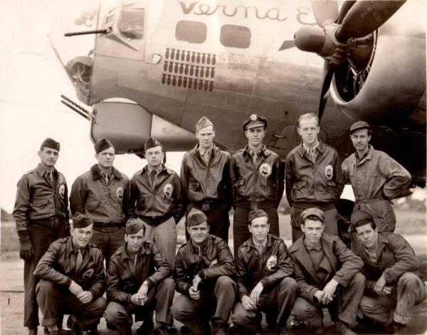 B-17 #42-102975 / Verna E.