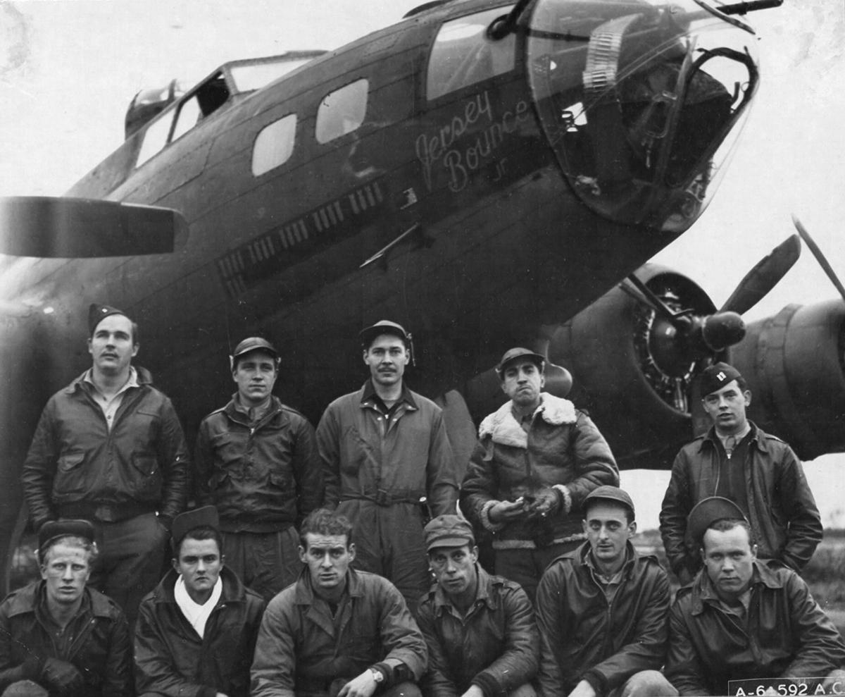 B-17 #42-29664 / Jersey Bounce, Jr.