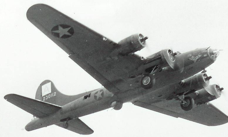 B-17 #42-30112 / Lil Butch