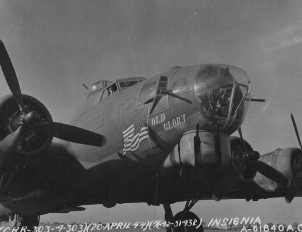 B-17 #42-31432 / Old Glory