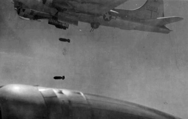 B-17 #42-32053