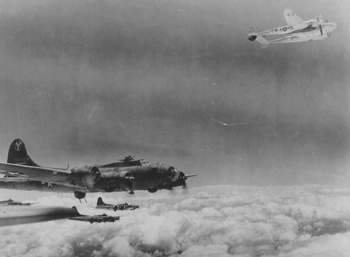 B-17 #42-38069 / Big Widget