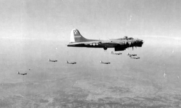 B-17 #42-38096 / Big Time
