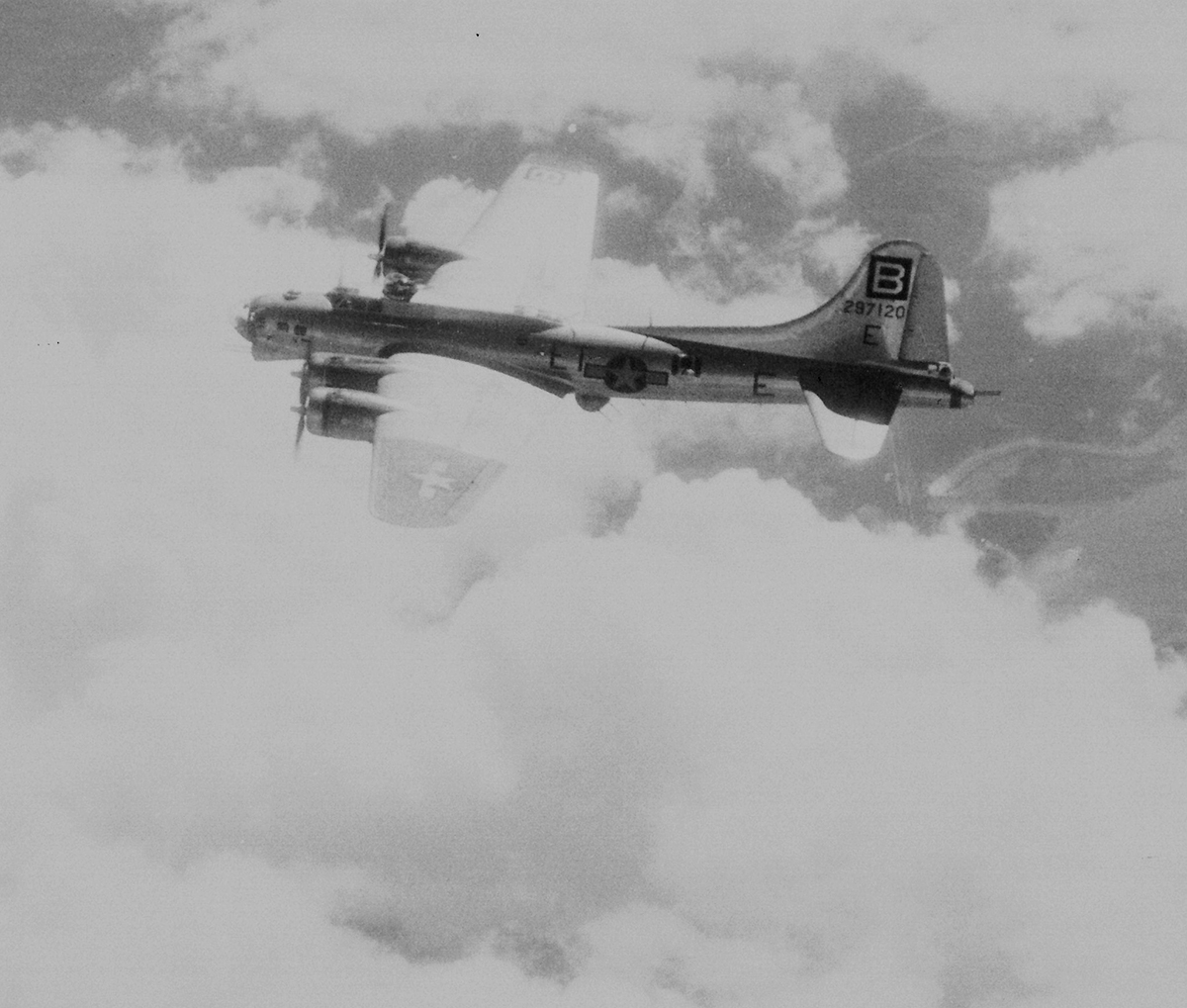 B-17 #42-97120
