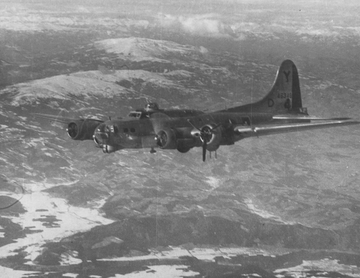 B-17 #44-6346
