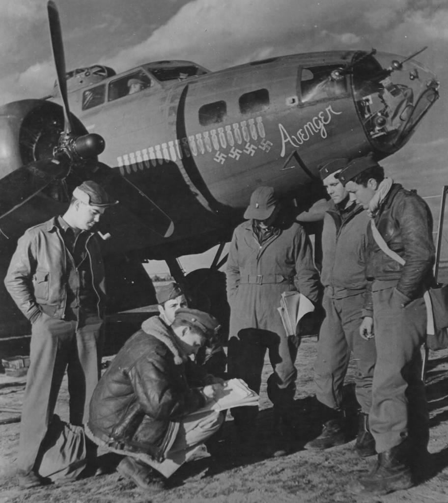 B-17 #41-24346 / Avenger