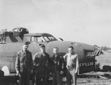 B-17 #41-24397 / Phyllis
