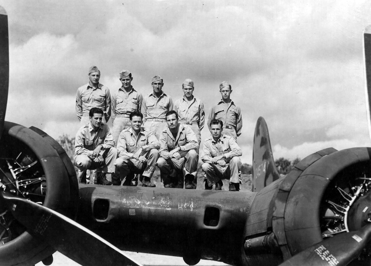 B-17 #41-24574 / Tuffy
