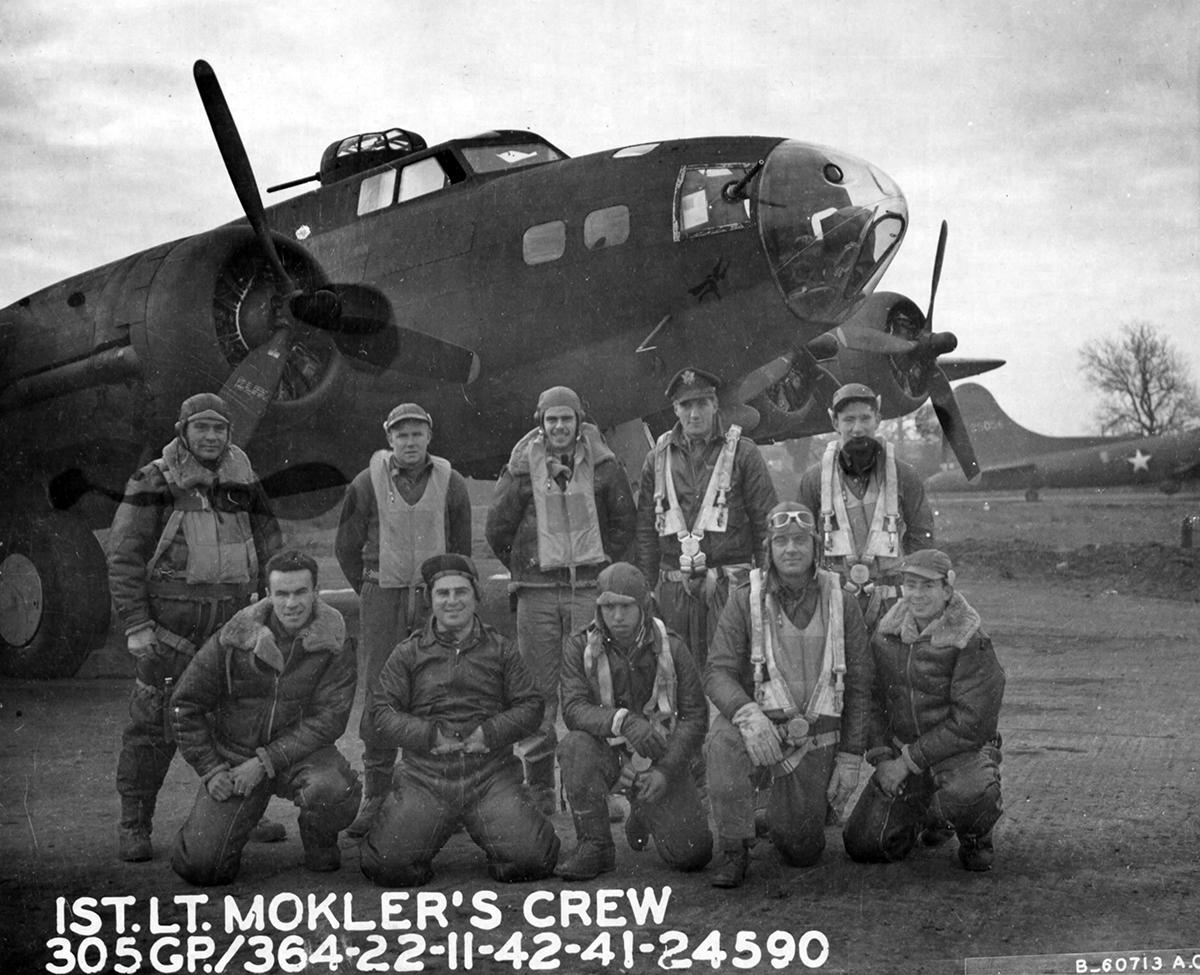 B-17 #41-24590