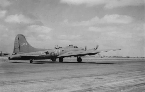 B-17 #41-24591 / Rigor Mortis
